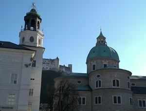 Glockenspielturm, Festung und Dom