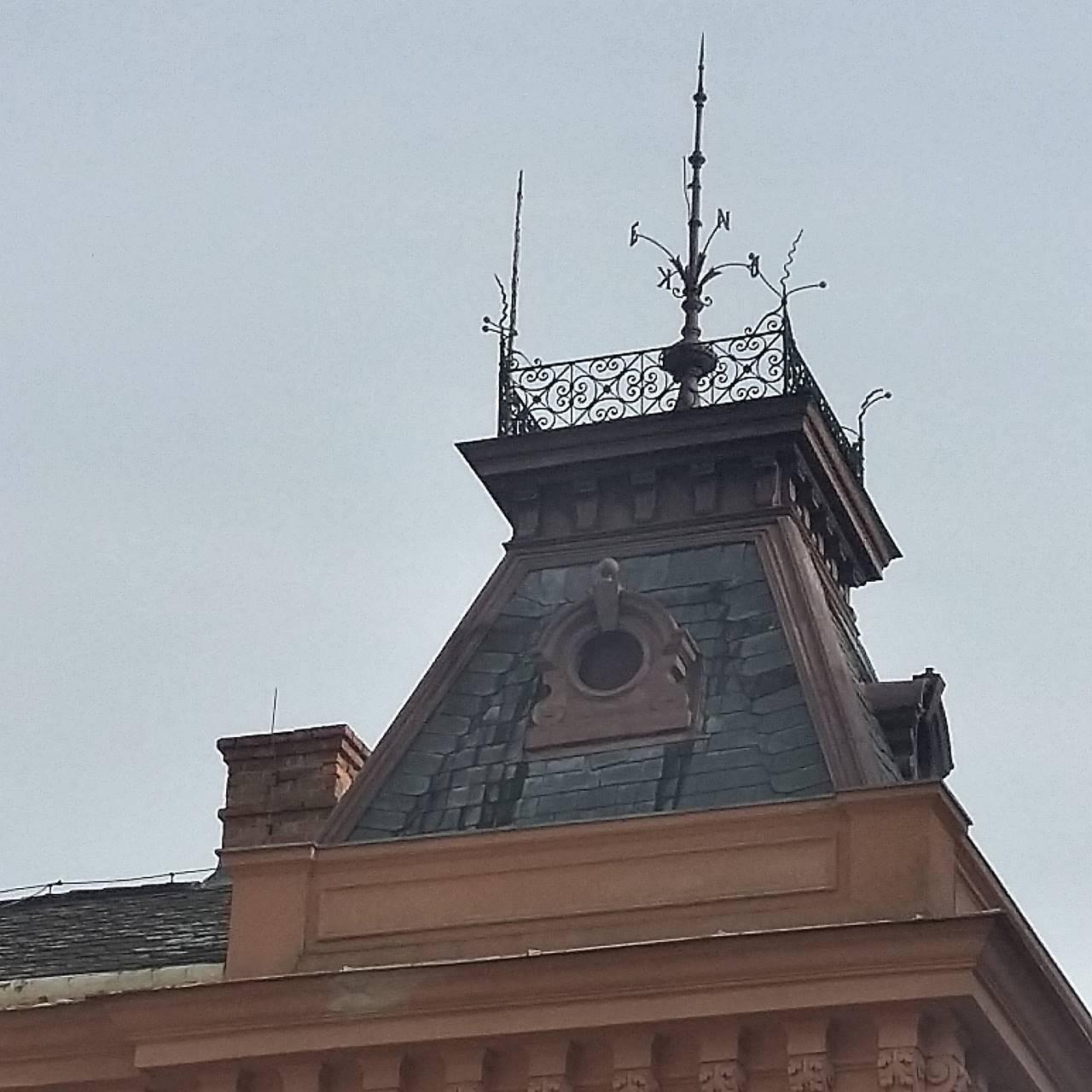 Dach Detail
