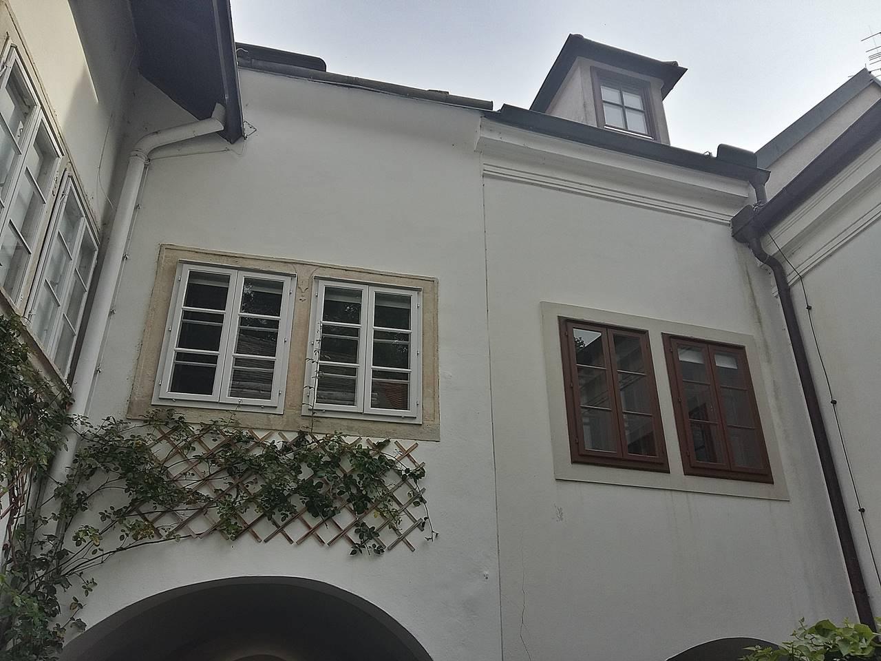 Haydn Haus Innenhof
